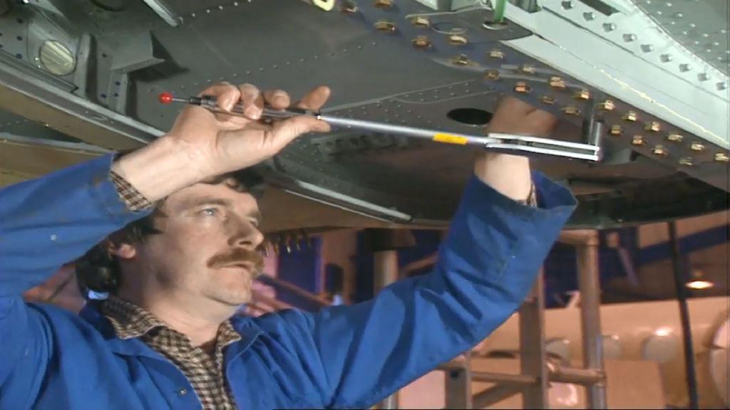 Jetstream 41 Prestwick's Plane