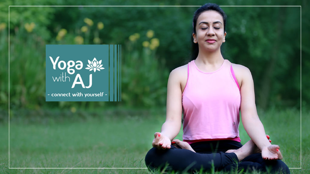 Yoga With AJ: Connect With Yourself