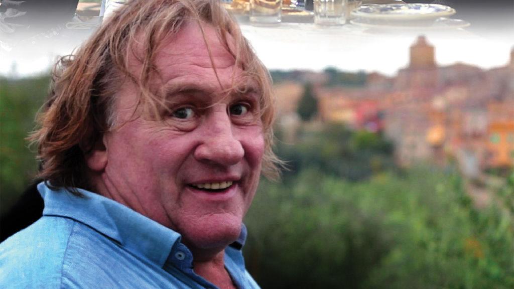 Bon Appetit: Gerard Depardieu's Europe