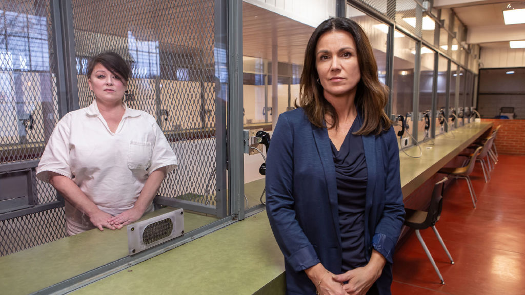 Death Row's Women with Susanna Reid