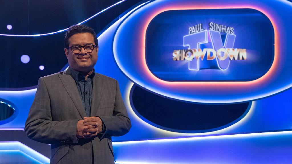 Paul Sinha's TV Showdown