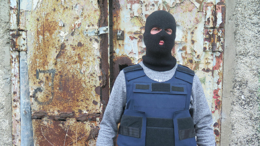 Irish Gangsters: Faces of the Underworld