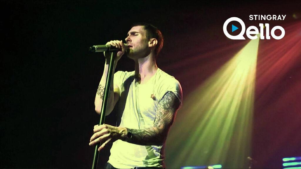 Maroon 5 - Live at Casino de Paris