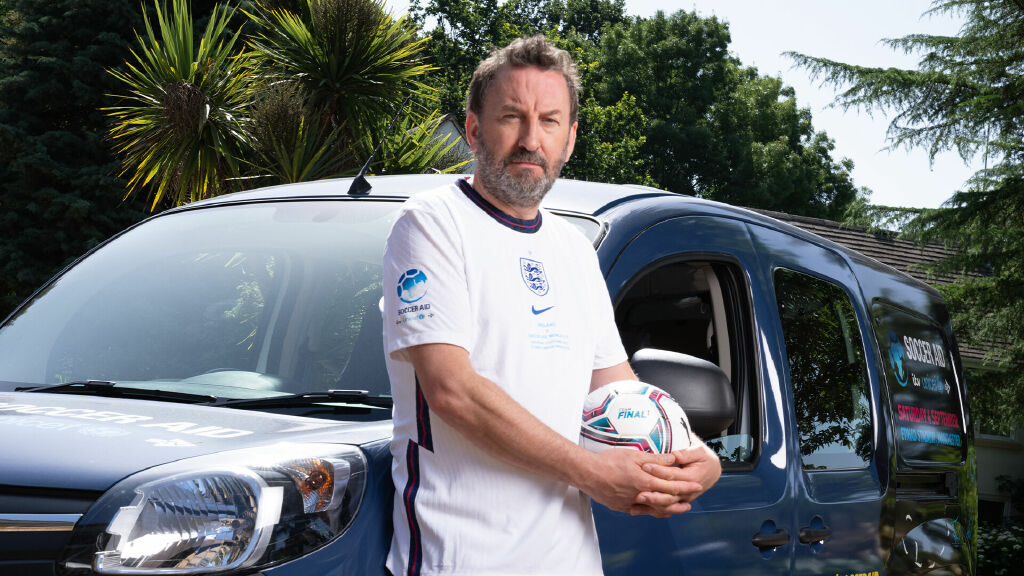Lee Mack's Road to Soccer Aid