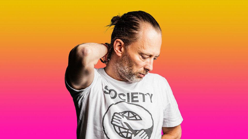Radiohead - Glastonbury Festival