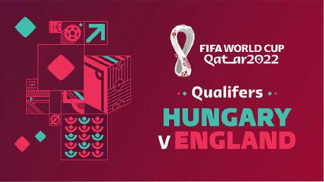 Thu 02 Sep, 7.15 pm. Hungary v England